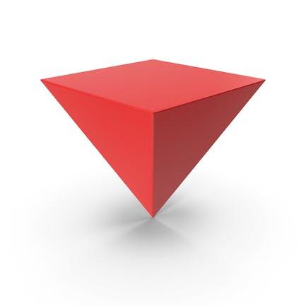 Rote Pyramide