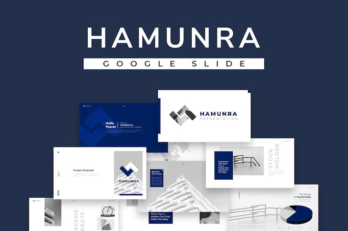 Thumbnail for Hamunra Google Slide