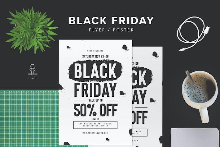 Thumbnail for Black Friday Flyer