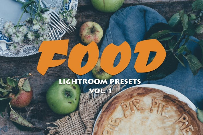 Thumbnail for 20 Food Lightroom Presets