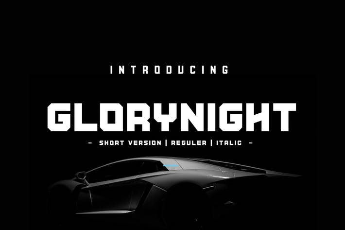 Thumbnail for Glorynight Short Version