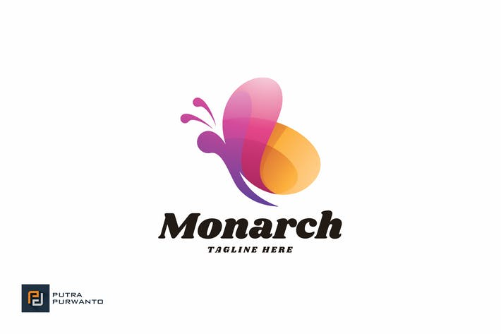 Thumbnail for Monarch - Logo Template