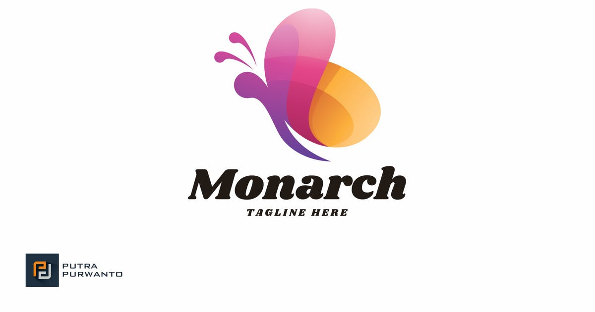Download Monarch - Logo Template by putra_purwanto