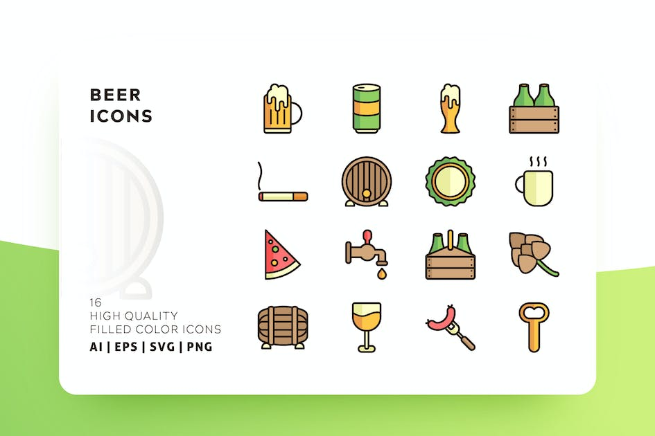 Download BEER FILLED COLOR by subqistd