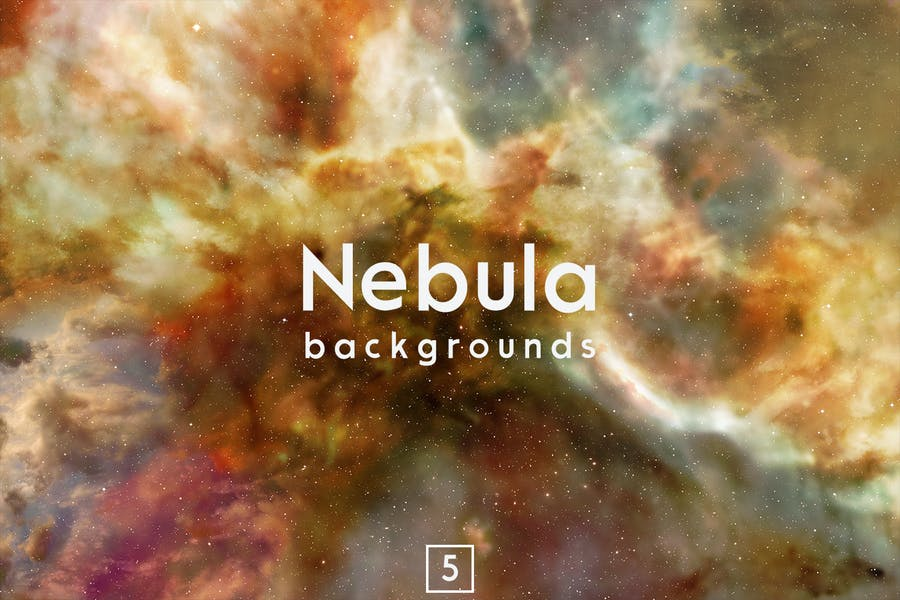 Nebula Backgrounds Vol.5