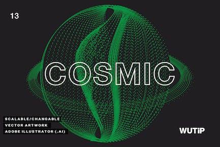 Vektor Kosmisch 13