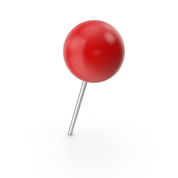 Red Point Pin