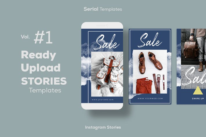 Thumbnail for Instagram Stories Vol. 1