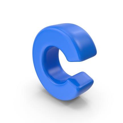 Alphabet Toon C