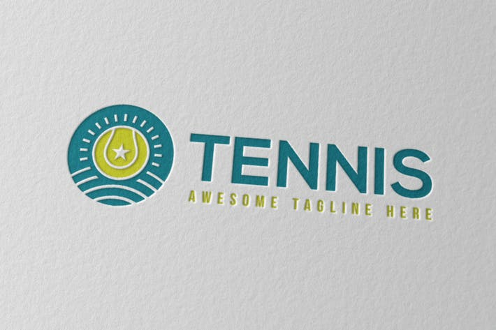 Thumbnail for Logo Tennis