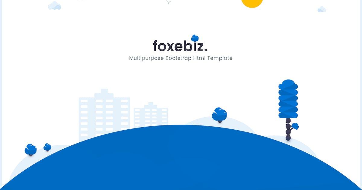 Download Foxebiz - Multipurpose Html Template by mutationthemes