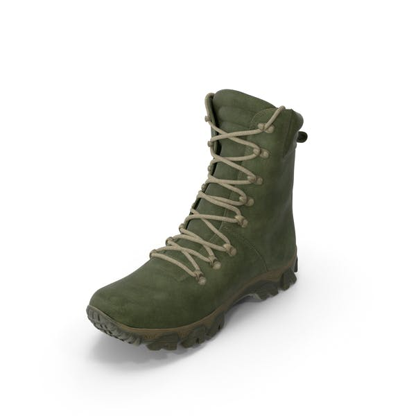 Thumbnail for Military Boot Green