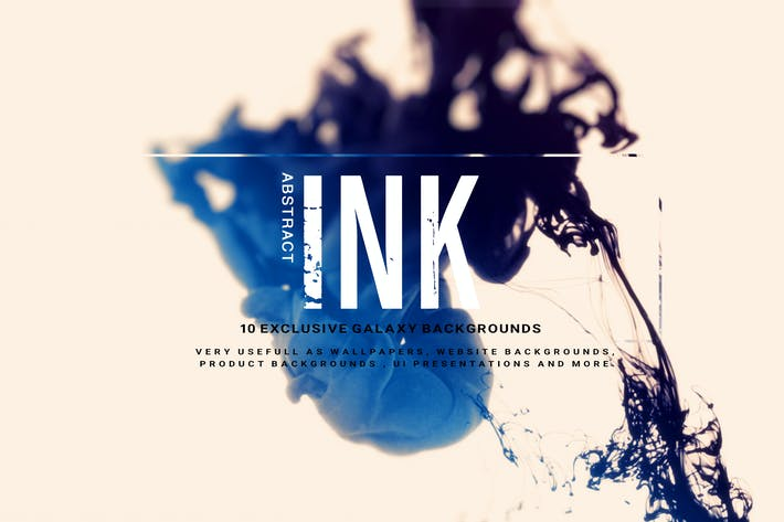 Thumbnail for Abstract Ink Backgrounds