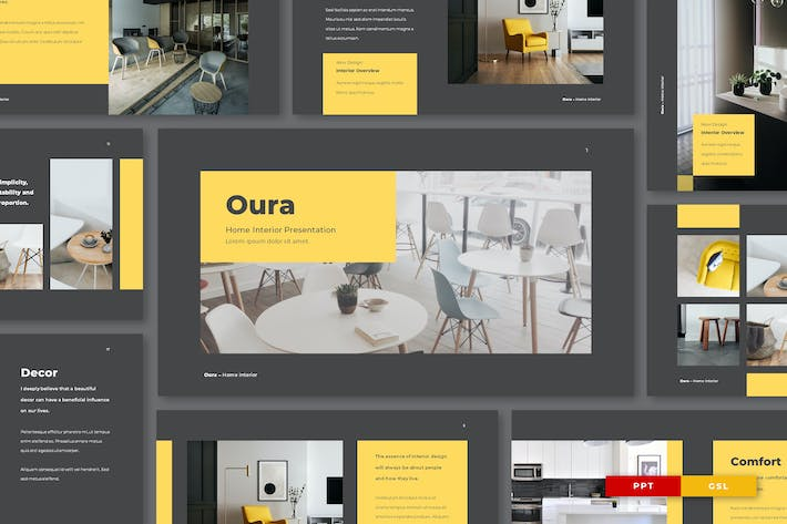 Thumbnail for OURA - HOME INTERIOR PRESENTATION
