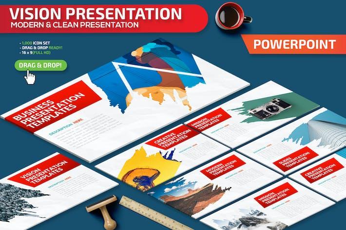 Thumbnail for Презентация Powerpoint Vision