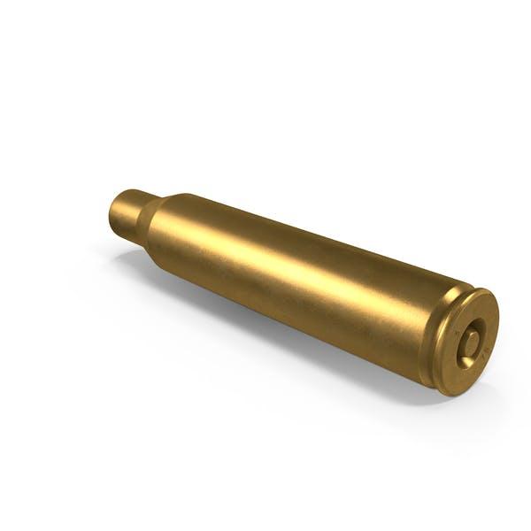 Carcasa de munición para rifle