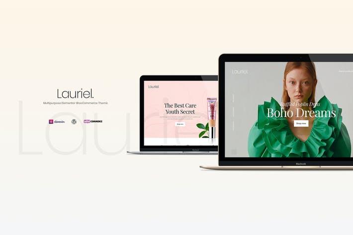 Thumbnail for Lauriel – Multipurpose WooCommerce Theme
