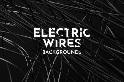 Elektrische Leitungen Hintergründe