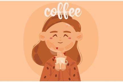 Illustration café