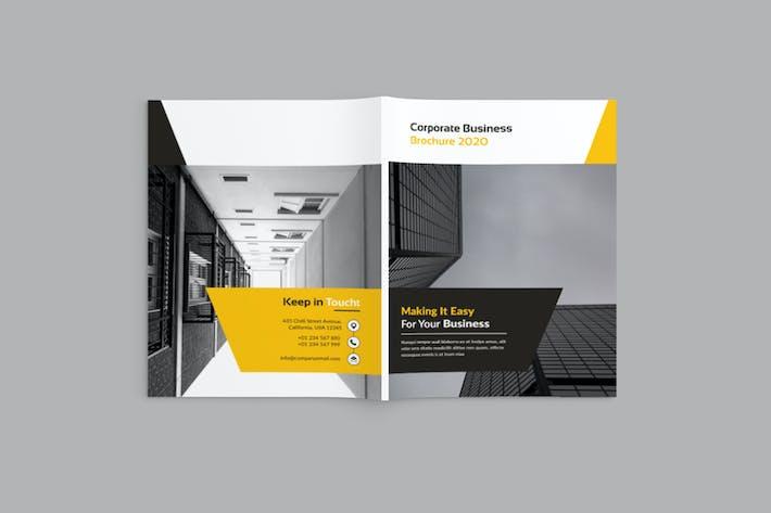 Bizpro - A4 Business Brochure Template