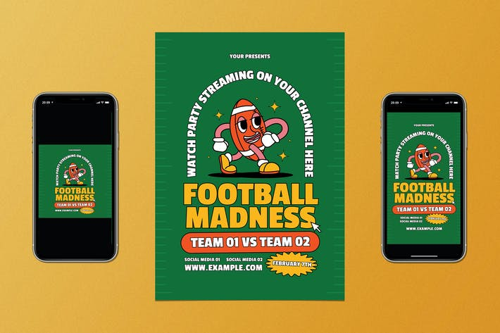 Virtual Football Madness