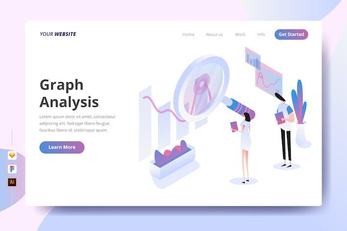 Graph Analysis - Landing Page