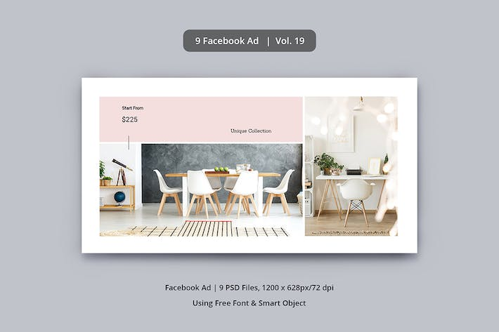 Thumbnail for Facebook Ad Vol. 19