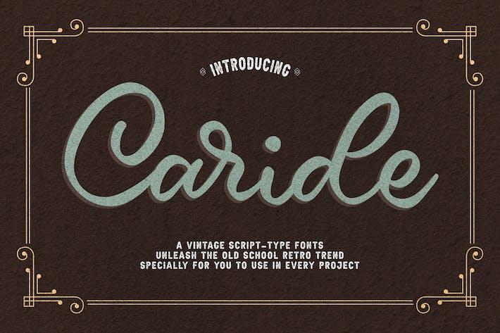 Thumbnail for Caride Script