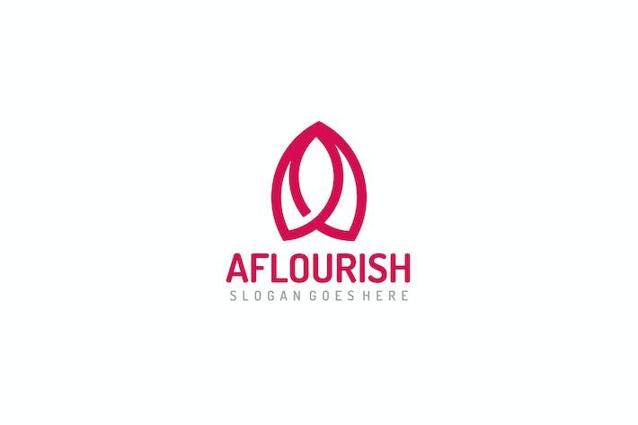 Thumbnail for Eine Letter Logovorlage