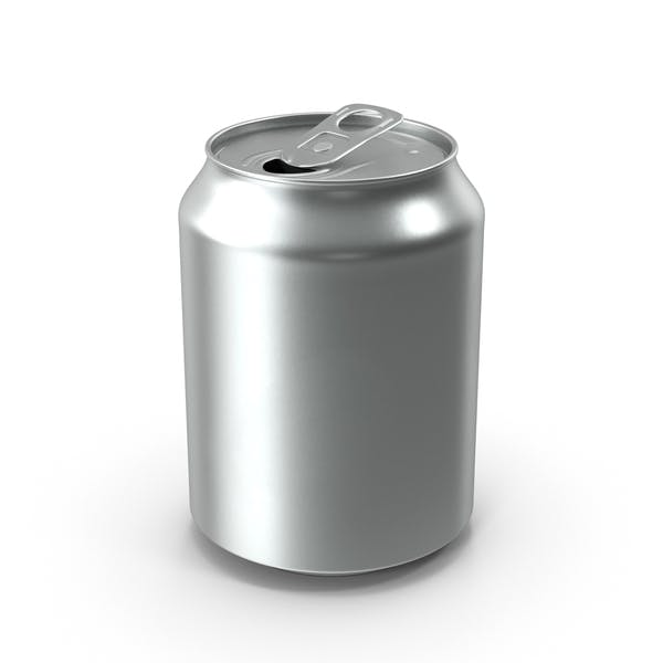 Beverage Can Standard 250ml Open