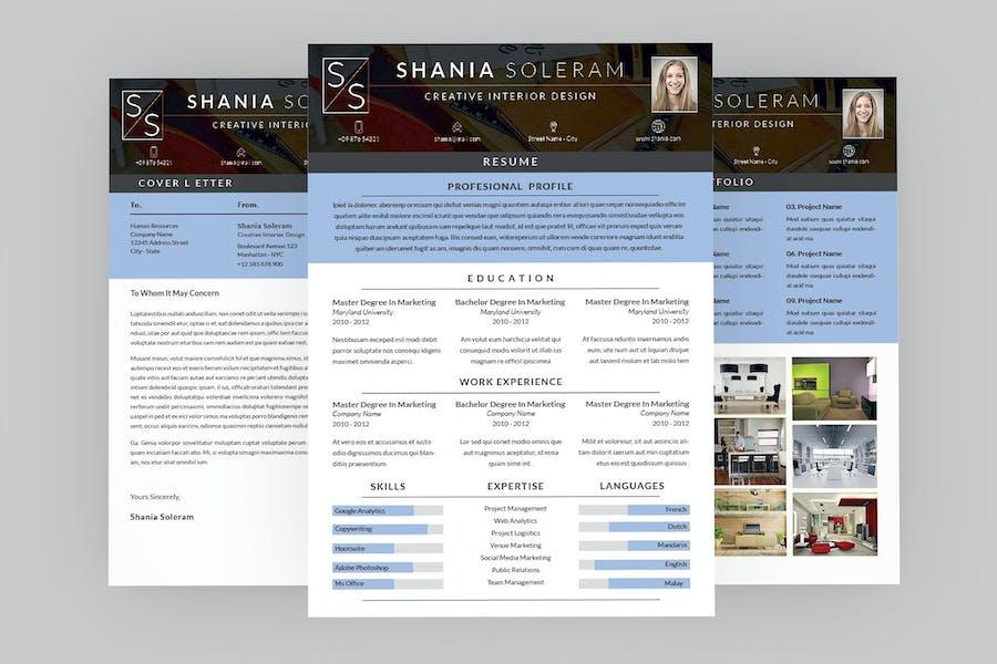 Shining Resume Designer