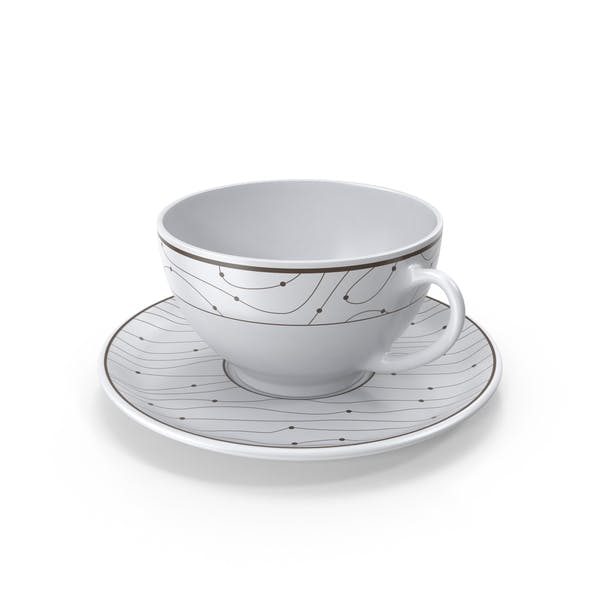 Cover Image for Cup and Saucer