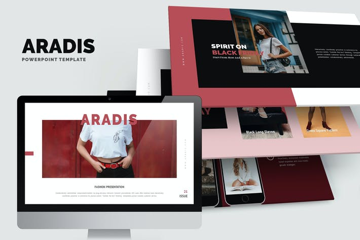 Thumbnail for Aradis : Discount Sale Event Powerpoint Template