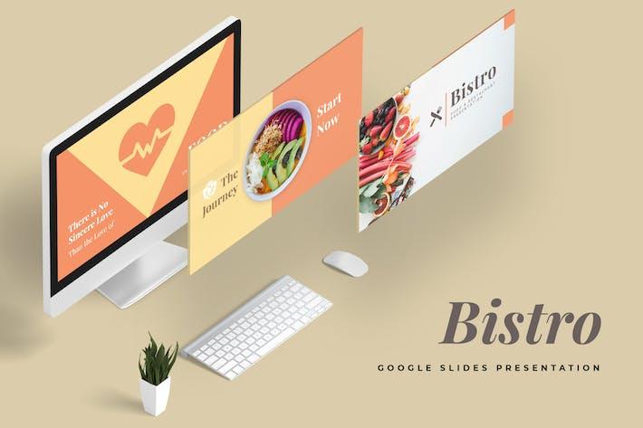 Thumbnail for Bistro Google Slides Presentation