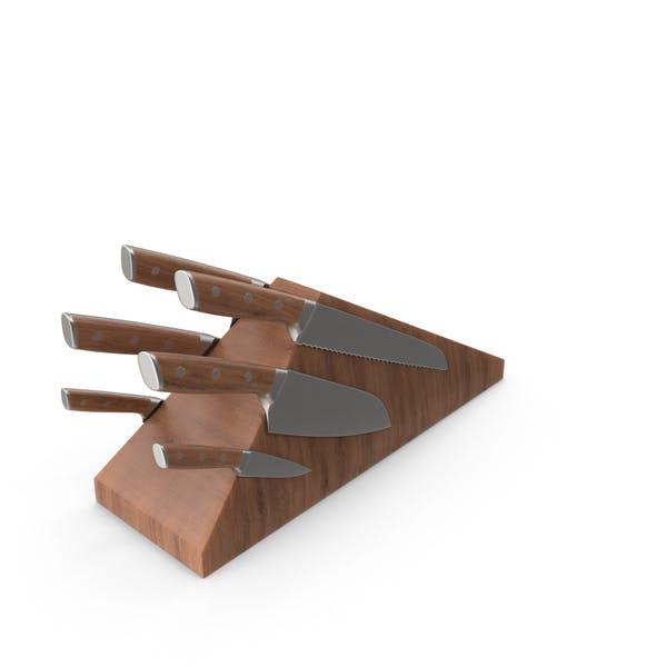 Thumbnail for Magnetic Knife Block