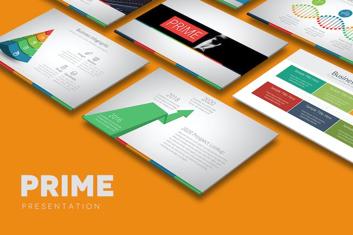 Thumbnail for PRIME Powerpoint Template