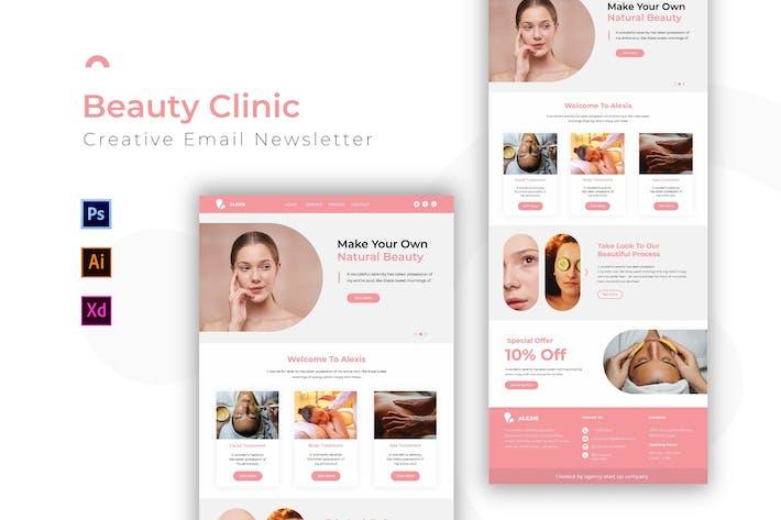 Thumbnail for Beauty Clininc | Newsletter
