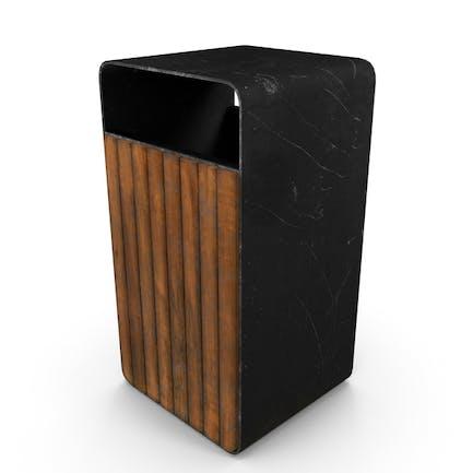 Trash Bin (Game Ready)