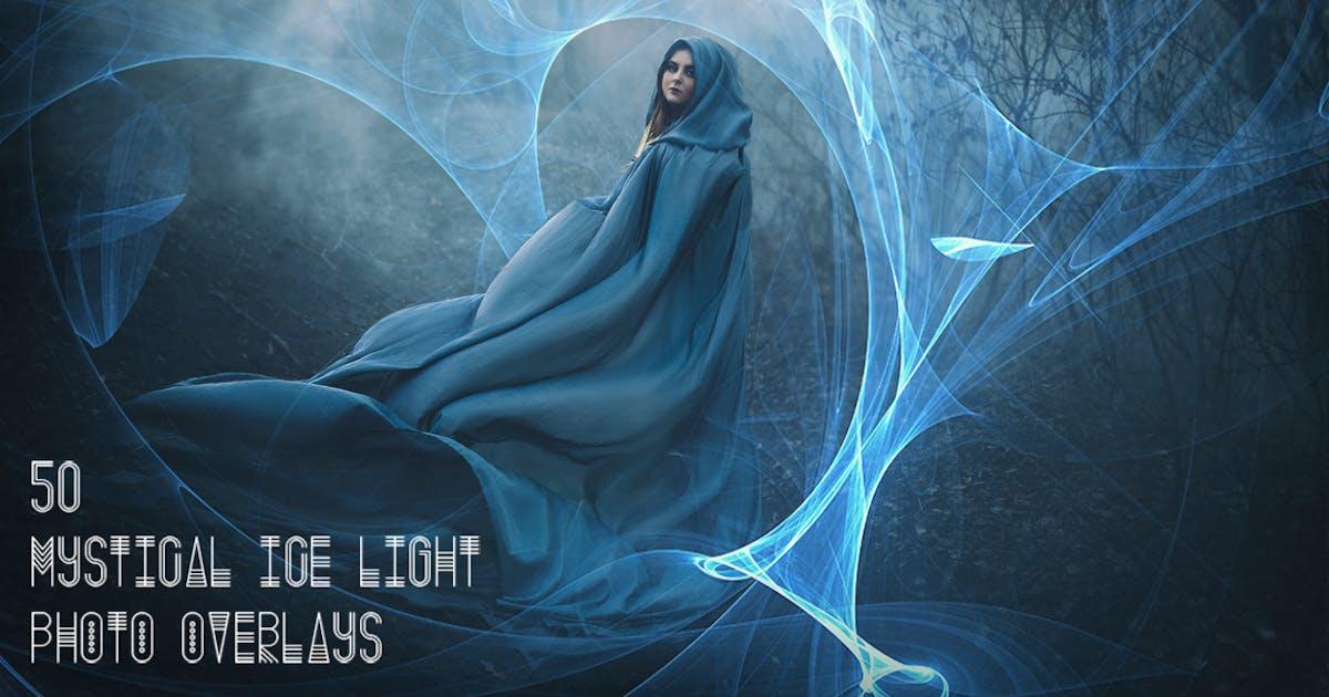 Download 50 Mystical Ice Light Photo Overlays by Eldamar_Studio