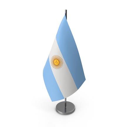 Tischfahne Argentinien