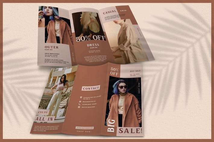 Summer Outfit - Brochure V2