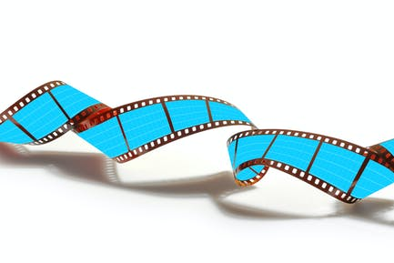 Film Strip-03 Mockup