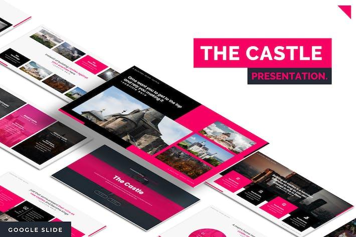 Thumbnail for The Castle - Google Slide Template