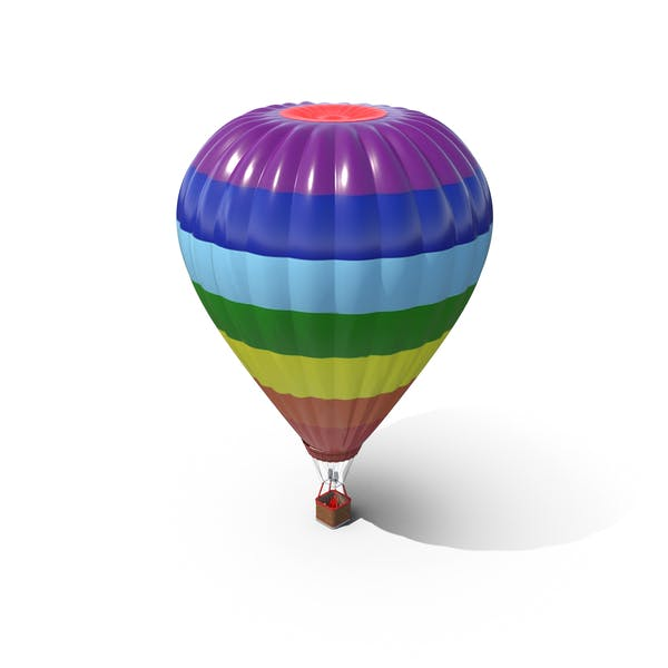 Cover Image for Hot Air Balloon