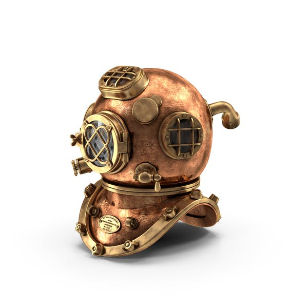 Thumbnail for Diving Helmet