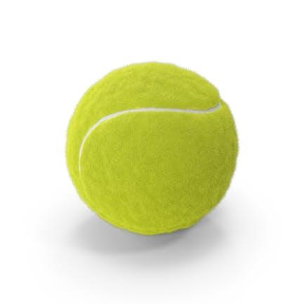 Мех мяча для тенниса