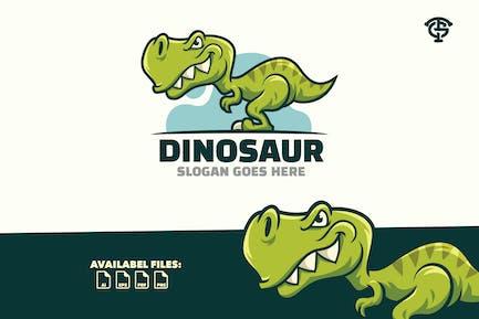 Dinosaur - Logo Mascot