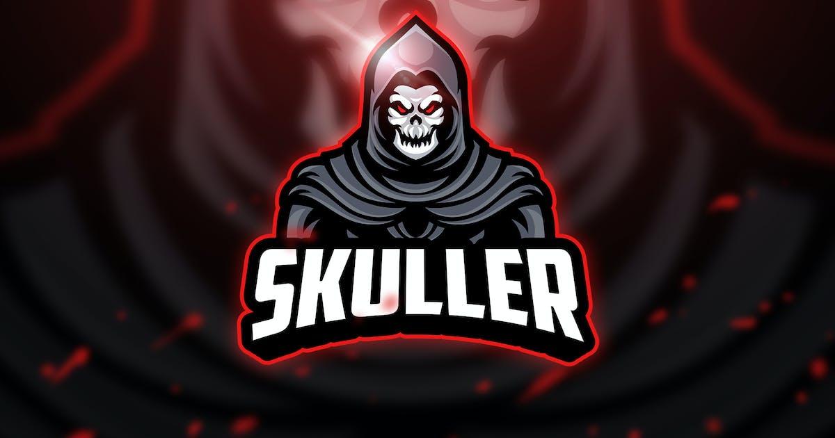 Download Skuller - Mascot & Esport Logo by aqrstudio