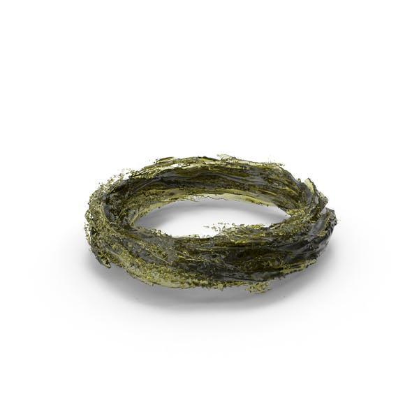 Оливковое масло кольцо