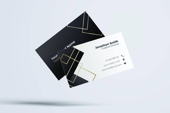Thumbnail for Business Card Template.v14
